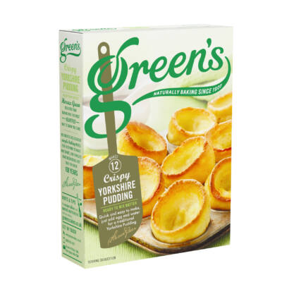 Greens Yorkshire Pudding Batter 125g