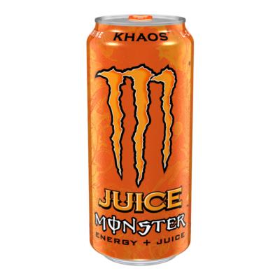 Monster Energy Juice - Khaos [USA] 473ml