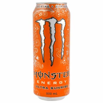 Monster Ultra Sunrise PM1.19 500ml