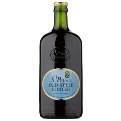 St. Peter's Old Style Porter (500ml, 5.1%)