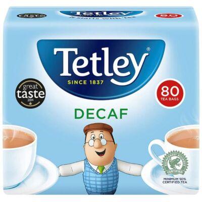 Tetley Decaf 80 db filter