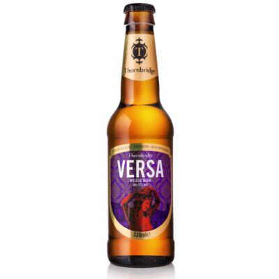 Thornbridge Versa Weisse Beer (5%, 330ml palackos)
