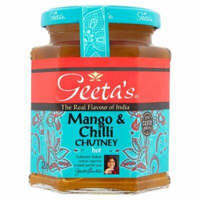 Geeta's Mango & Chilli Chutney 230g