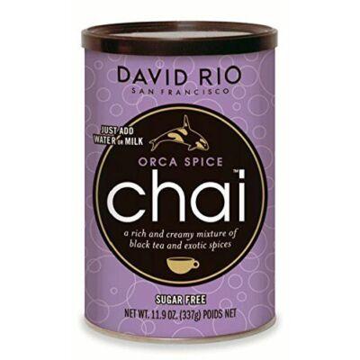 David Rio Orca Spice Sugar-Free Chai 337g