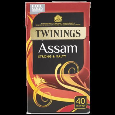 Twinings Assam Tea 40 db filter
