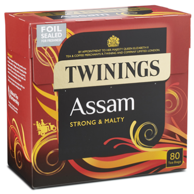 Twinings Assam Tea 80 filter