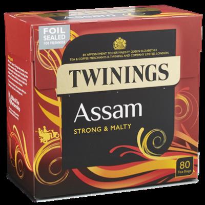Twinings Assam Tea 80 filter