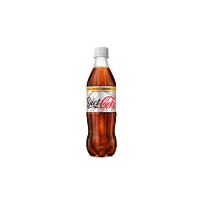 Coke Diet Exotic Mango 500ml