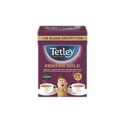 Tetley Kenyan Gold 75 db filter
