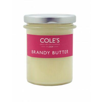 Cole's Brandy Butter 220g