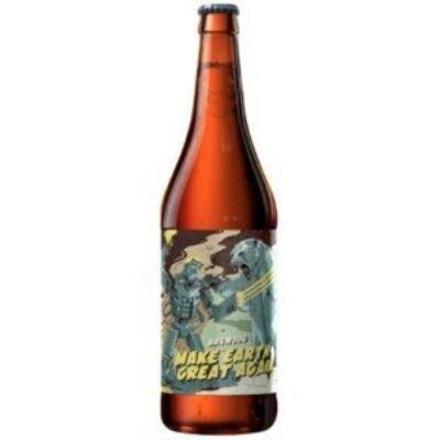 BrewDog Make Earth Great Again (660ml, 7.5%) palackos