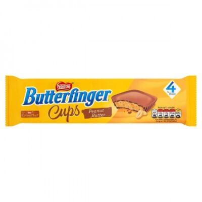 Nestle Butterfinger Cups Peanut Butter 4pk