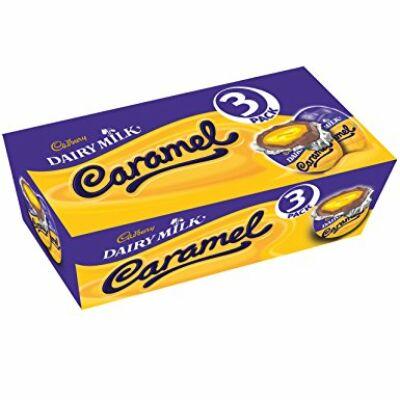 Cadbury Caramel Egg 3pk (3x40g)