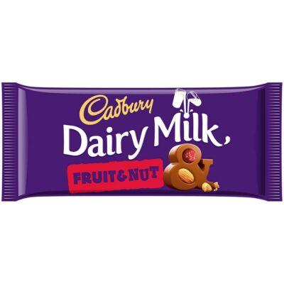 Cadbury Dairy Milk Fruit & Nut 95g