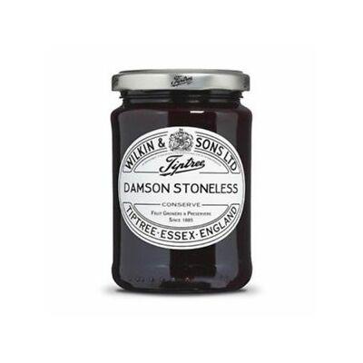 Tiptree Damson Stoneless Conserve 340g - Magnélküli kökényszilva lekvár