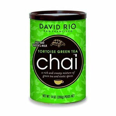 David Rio Tortoise Green Tea Chai 398g