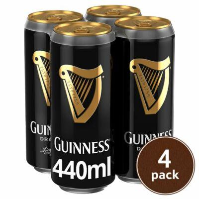 Guinness 4x440ml multipack