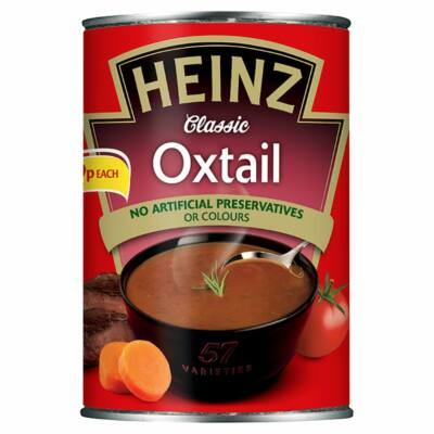 Heinz Classic Soup Oxtail 400g