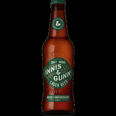 Innis & Gunn Lager (330ml, 4.6%)