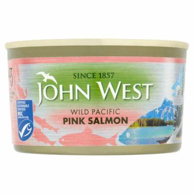 John West Wild Pink Salmon 213g