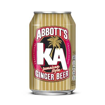 KA Abbotts Ginger beer gyömbérsör 330ml