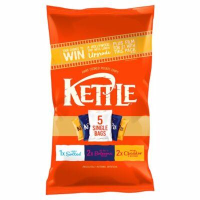 Kettle  Chips Válogatás 150g