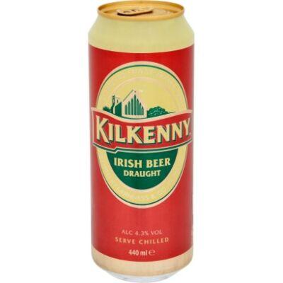 Kilkenny Irish Beer Draught (ír vörös ale) 440ml