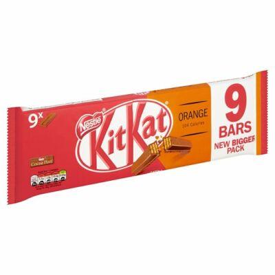 Kit Kat 2 Finger Orange 9pk