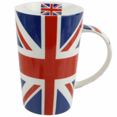 Union Jack Latte Mug - Brit zászlós bögre