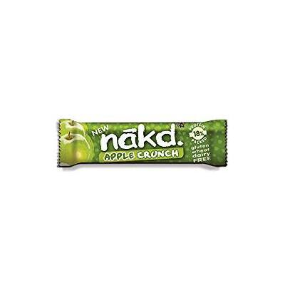 Nakd Free From Appple Crunch 30g