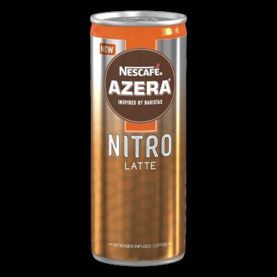 Nescafe Azera Nitro Latte Coffee 192ml