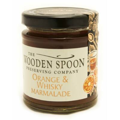 The Wooden Spoon Highlands – Orange & Whisky Marmalade 227g