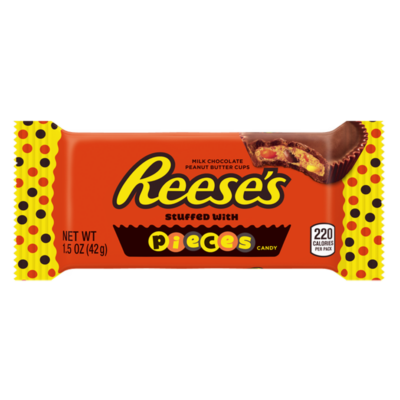 Reese's Pieces Peanut Butter Cups 42g
