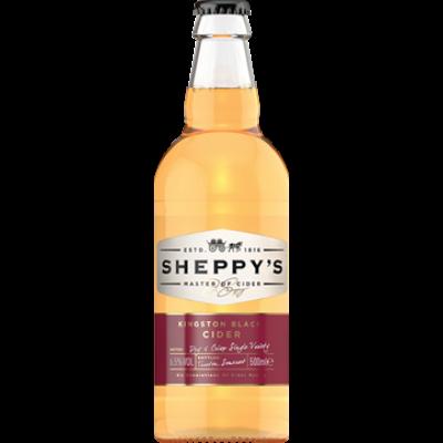Sheppy's KINGSTON BLACK Dry Cider (6.5%, 500ml)