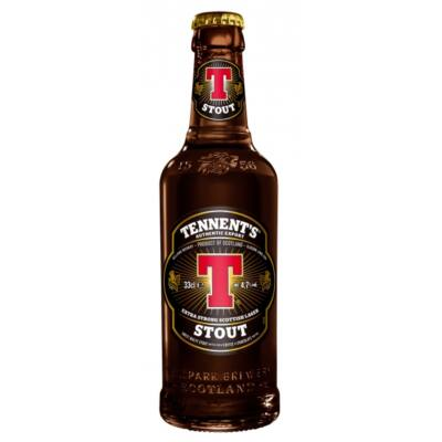 Tennent's Stout (4.7%, 330ml)