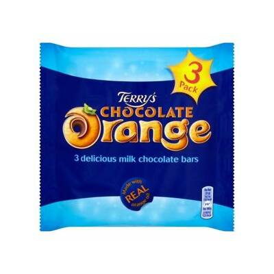 Terry's Choc Orange 3 pack