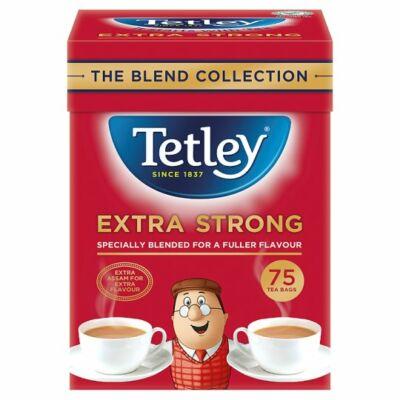 Tetley Extra Strong Tea 75 db filter