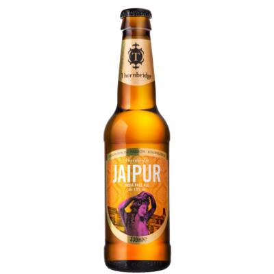 Thornbridge Jaipur India Pale Ale (5.9%, 330ml palackos)