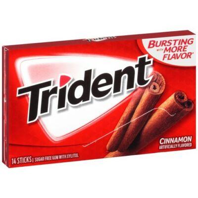 Trident Cinnamon (fahéjas) rágógumi 14db