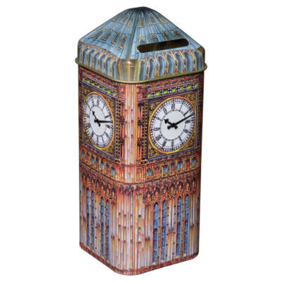 New English Big Ben Tin (Big Ben doboz 14 db teafilterrel)