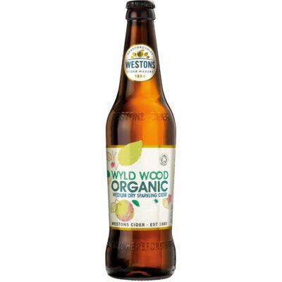 Wyld Wood Organic Apple Cider 500ml