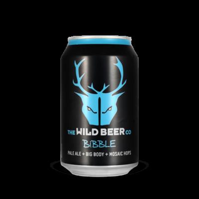 Wild Beer Co - Bibble American Pale Ale (4.2%, 330ml dobozos)