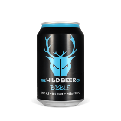 Wild Beer Co - Bibble American Pale Ale (4.2%, 330ml dobozos)