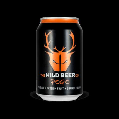 Wild Beer Co - Pogo (4.1%, 330ml dobozos)
