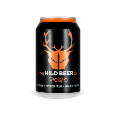 Wild Beer Co - Pogo American Pale Ale (4.1%, 330ml dobozos)
