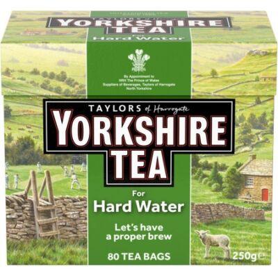 Yorkshire tradicionális tea kemény vízhez 80 db filter