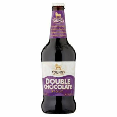 Young's Double Chocolate Stout (500ml, 5,2%)