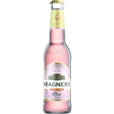 Magners Rosé Cider (330ml, 4.0%)