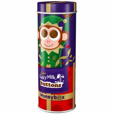 Cadbury Dairy Milk Buttons Money Box Tin 120g