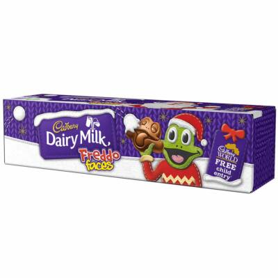 Cadbury Dairy Milk Freddo Faces Tube 72g